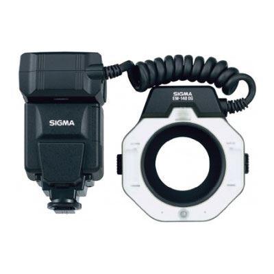 Sigma EM-140 DG Macro Flash for iTTL - Nikon Fit