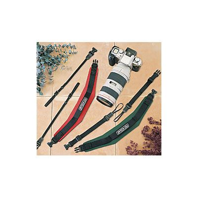 OpTech Pro Camera Strap - Red