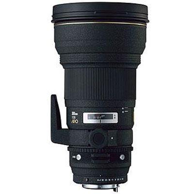 Sigma 300mm f2.8 EX DG HSM Lens  Sigma Fit