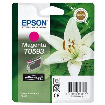 Epson T0593 Magenta K3 Ink Cartridge