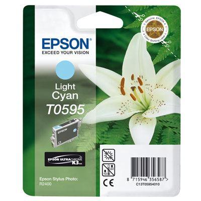 Epson T0595 Light Cyan K3 Ink Cartridge