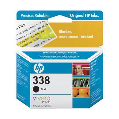 HP 338 Black Inkjet Cartridge