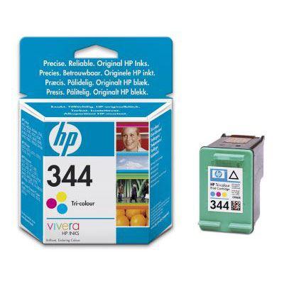 HP 344 CMY TriColour Inkjet Cartridge