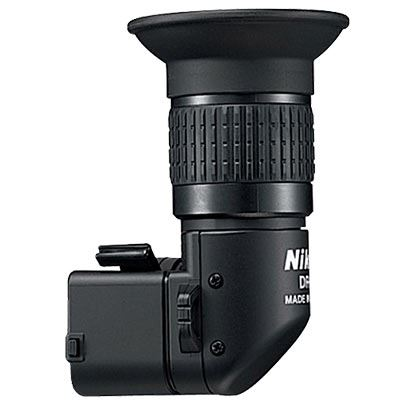 Nikon DR6 Right Angle Viewing Attachment