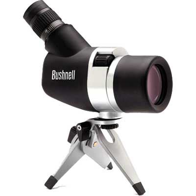 Image of Bushnell Spacemaster Collapsible 15-45x50 Angled Spotting Scope