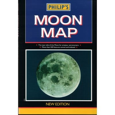Image of Philips Moon Map