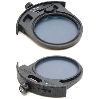 Nikon C-PL1L 52mm Drop-In Circular Polarising Filter