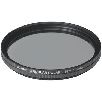 Nikon 52mm C-PL II Filter