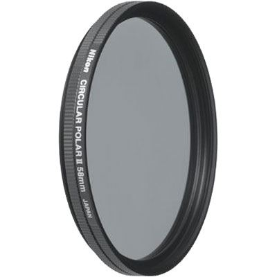 Nikon 58mm C-PL II Filter