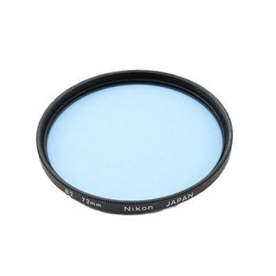 Nikon 72mm B2 Blue Filter