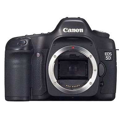 Canon EOS 5D Digital SLR Camera Body