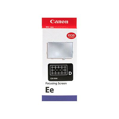 Canon Focusing Screen EeD Grid Precision Matte