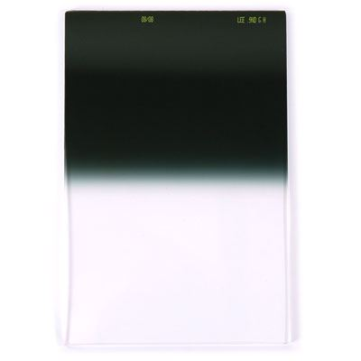 Lee Neutral Density 0.9 Hard Graduated Resin Filter