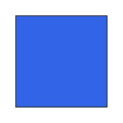 Lee 80A Colour Temperature Correction Resin Filter
