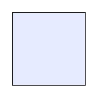 Lee Blue 10 Resin Colour Correction Filter