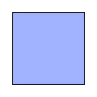Lee Blue 40 Resin Colour Correction Filter