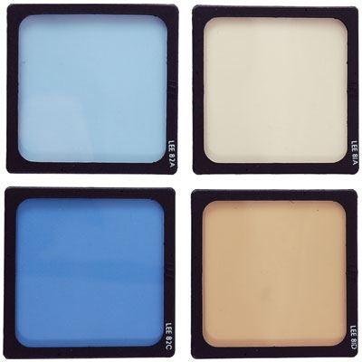 Lee Fine Colour Temperarture Filter Set