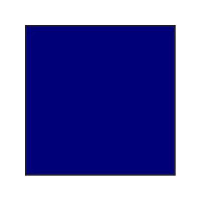 Lee No 47B Tricolour Blue Filter