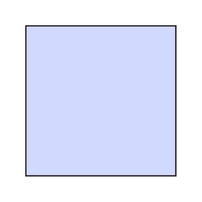 Lee Blue 20 Polyester Colour Correction Filter