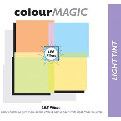 Lee Colour Magic Light Tint