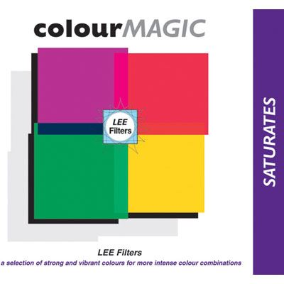 Lee Colour Magic Saturates