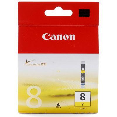 Canon CLI8 Yellow Ink Cartridge