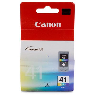 Image of Canon CL41 Colour ChromaLife Ink Cartridge