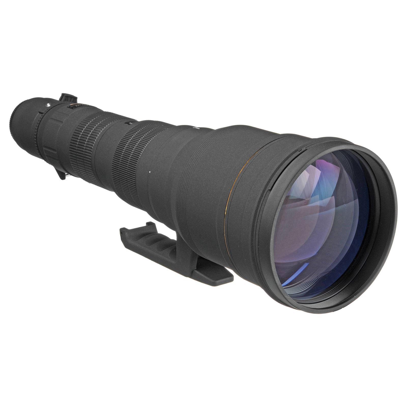 Sigma 300800mm f5.6 EX DG APO HSM Lens  Nikon Fit