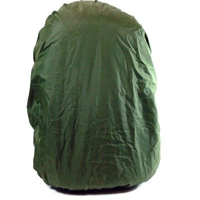 Wildlife Watching Single Layer Rucksack Cover Size 1 (40l) Olive