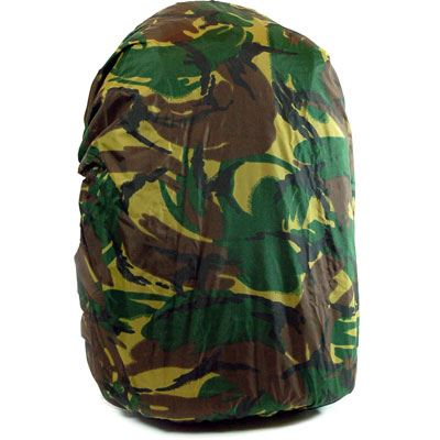 Wildlife Watching Single Layer Rucksack Cover Size 1 (40l) Camouflage