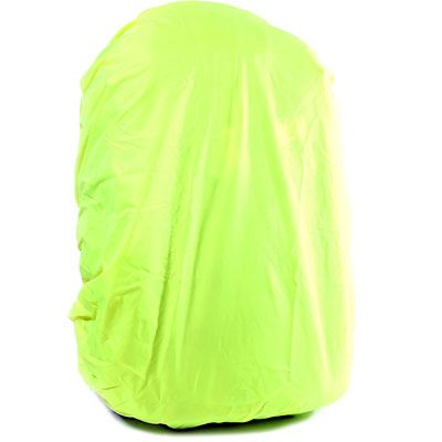 Wildlife Watching Single Layer Rucksack Cover size 1 (40l) Day Glo Yellow