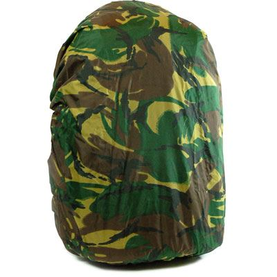 Wildlife Watching Double Layer Rucksack Cover size 1 (40l) Camouflage