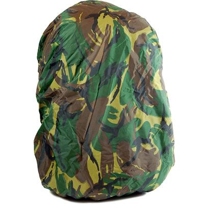 Wildlife Watching Single Layer Rucksack Cover Size 2 (60l) Camouflage