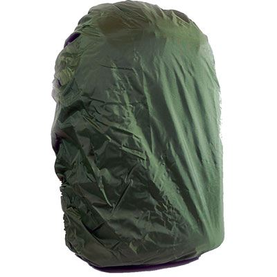 Wildlife Watching Double Layer Rucksack Cover Size  2 (60l) Olive