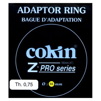 Cokin Z455 55mm Z-PRO Series Adapter Ring
