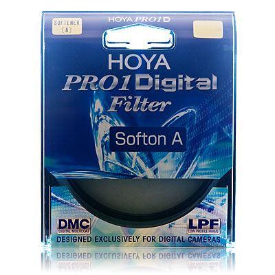 Hoya 52mm Pro1 Digital SoftonA Filter