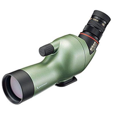 Image of Nikon Fieldscope ED50 Straight - Green