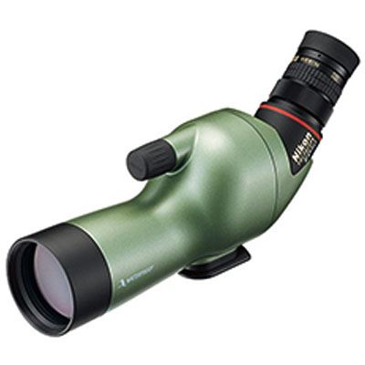 Nikon Fieldscope ED50 Angled - Green