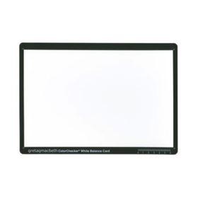 X-Rite Colour Checker White Balance Chart