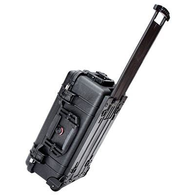 Peli 1510 Carry On Case with Dividers - Black