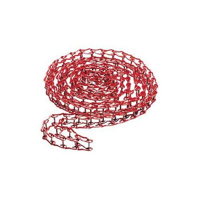 Manfrotto 091MCR Expan Metal Chain - Red 3.5m