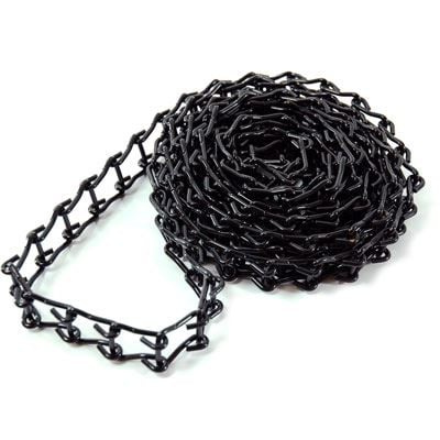 Manfrotto 091MCB Expan Metal Chain - Black 1m