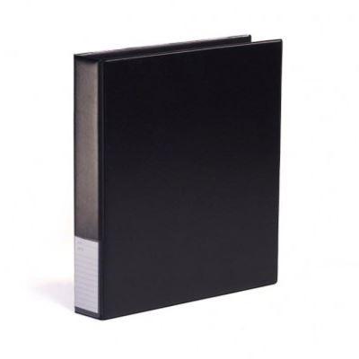 Kenro Black Storage Ring Binder - No Slip Case