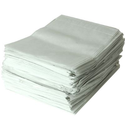Image of Kenro 5.5x7.5 inch Clear Fronted Bags Pack of 500