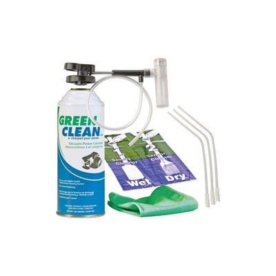 Green Clean Sensor Cleaning Kit  Full Frame