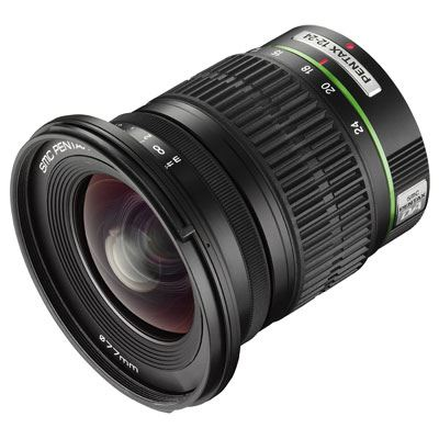 Pentax 12-24mm f4 DA ED AL IF Lens