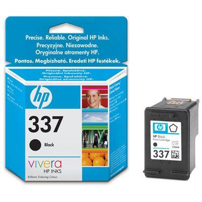 HP 337 Black C9364EE Ink Cartridge