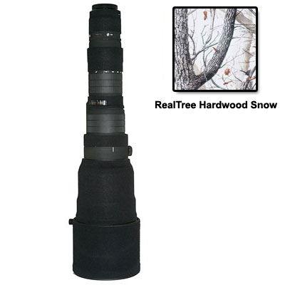 LensCoat for Sigma 300-800mm f/5.6 EX DG - Realtree Hardwoods Snow
