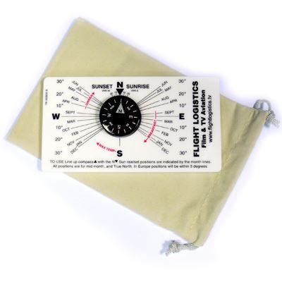 Image of Flight Logistics Photographers Sun Position Compass