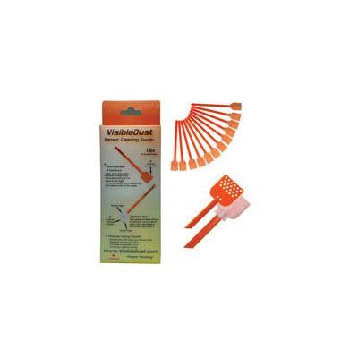Image of Visible Dust 1.5-1.6x Swabs Orange